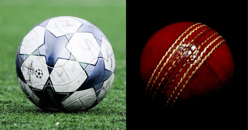 Cricket or Football favourite sport